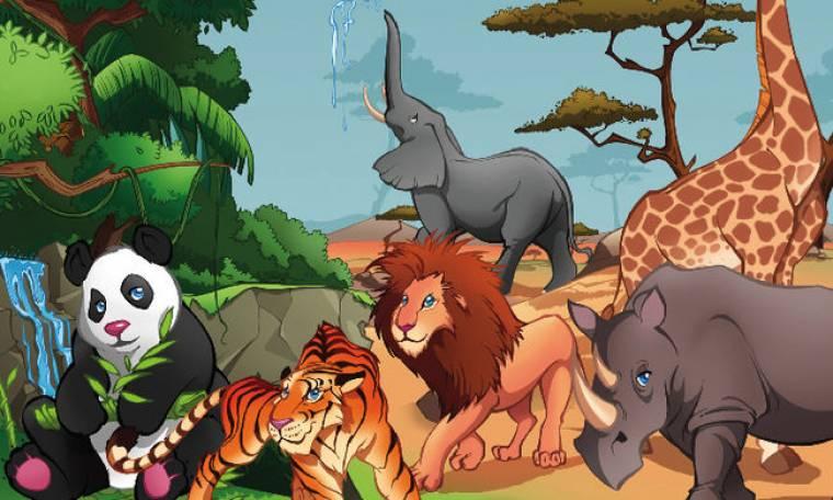 Το Junior της Goody's πηγαίνει τα παιδιά στο Αττικό Ζωολογικό Πάρκο!