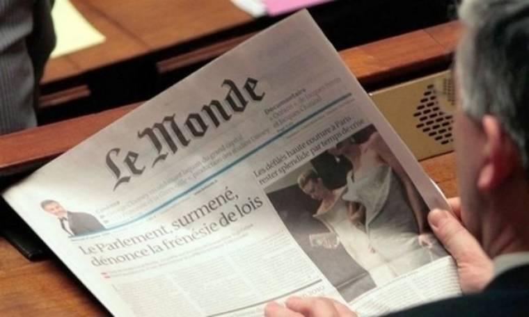 """Ένας οικονομικός συντάκτης στο τιμόνι της """"Le Monde"""""""