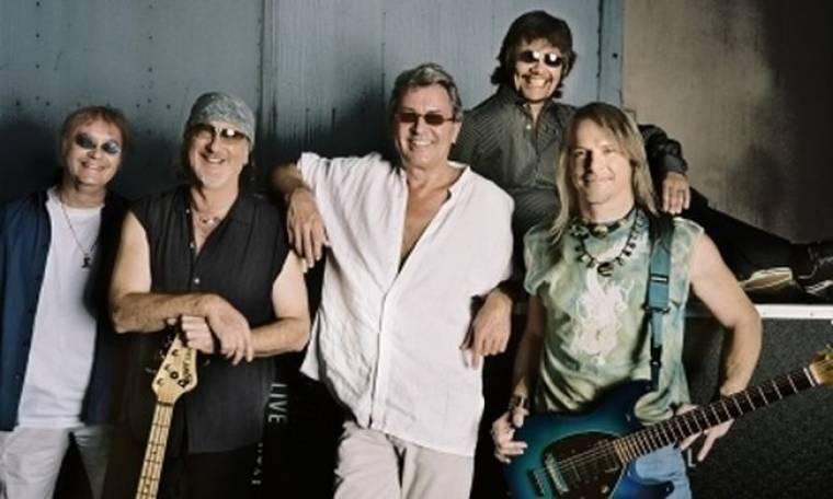 Μαζί στην σκηνή Παπακωνσταντίνου και Deep Purple!