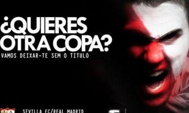 Video: «Επίθεση» των παικτών της Sevilla στον… Mourinho