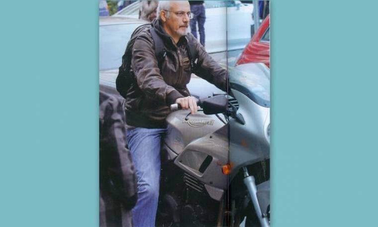 Γιώργος Κιμούλης: Λάτρης των μηχανών