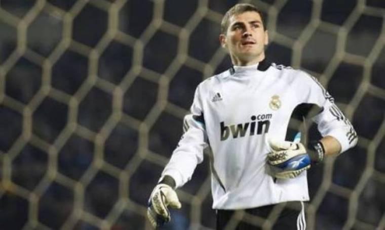 Iker Casillas: «Πάντα υπάρχει ένας βλάκας στην κερκίδα» (video)