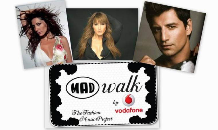 MadWalk: Το πρώτο fashion music project στην Ελλάδα!
