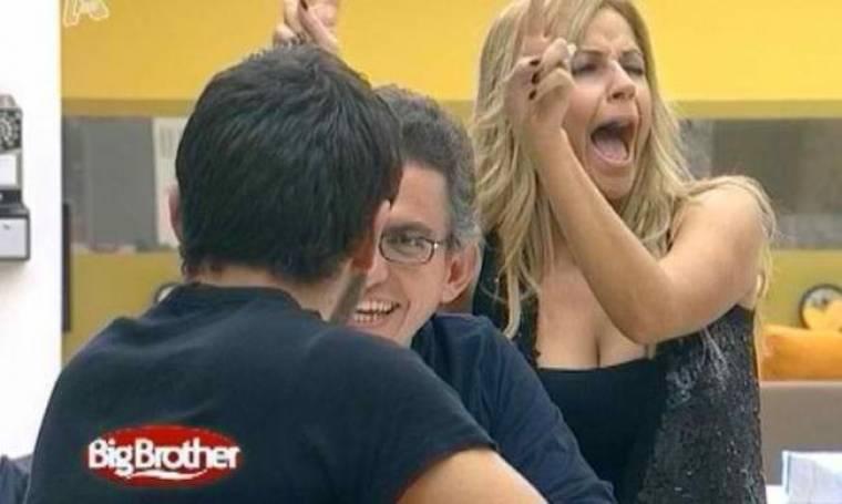 Τι έκανε η Χρύσπα στο σπίτι του Big Brother;