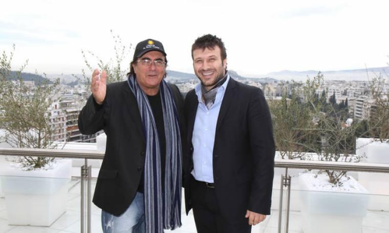 Video: Ο Γιάννης Πλούταρχος μίλησε για την συνεργασία του με τον Al Bano