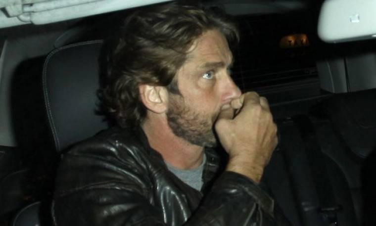 Gerard Butler: Σε πάρτι παρέα με τον DiCaprio