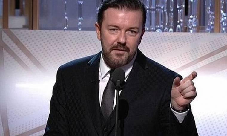 Επιστρέφει και του χρόνου ο Ricky Gervais