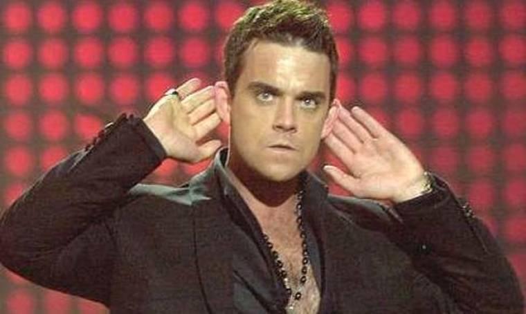 Ο Robbie Williams στο X – Factor