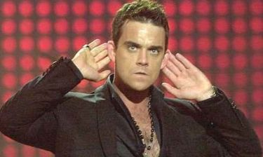 Ο Robbie Williams στο X – Factor
