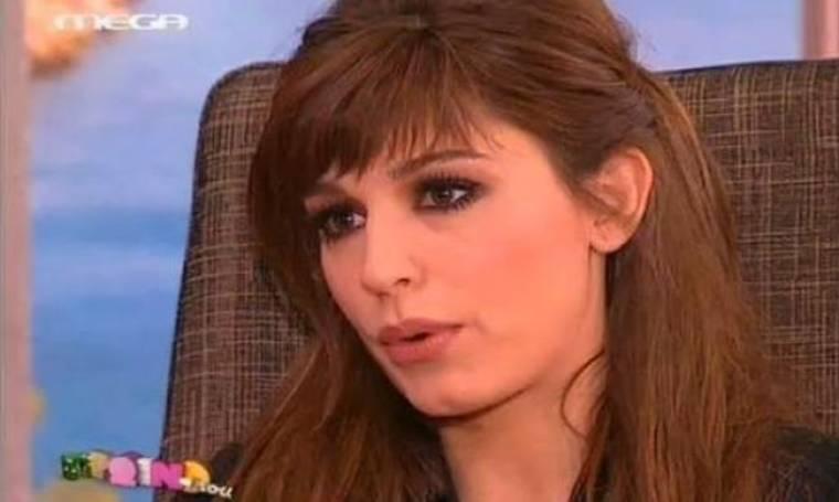 """Κατερίνα Παπουτσάκη: """"Στην Ελλάδα ζούμε...Ποιος χέστηκε;"""""""