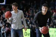 Οι ποδοσφαιριστές της Μπάγερν παίζουν… μπάσκετ