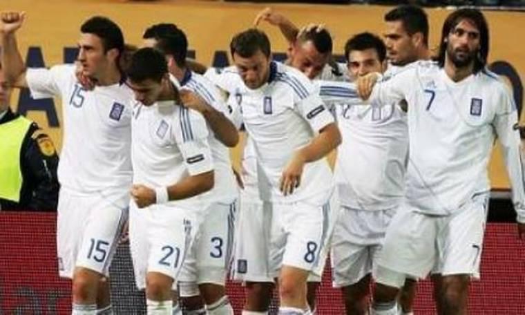 Στην πρώτη δεκάδα της FIFA η Ελλάδα