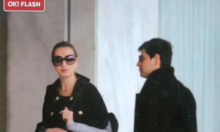 Σάκης Ρουβάς-Κάτια Ζυγούλη: Επαγγελματικό ραντεβού σε γνωστό ξενοδοχείο