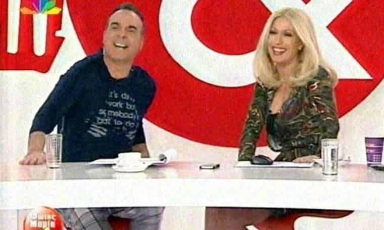 Video: Γιατί η Μπακοδήμου άλλαξε ρούχα κατά τη διάρκεια της εκπομπής της;