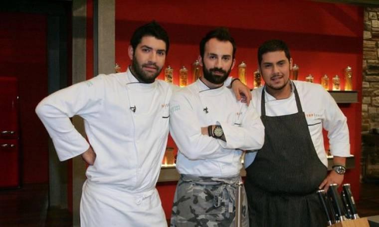"""Ο μεγάλος τελικός του """"Top Chef"""" απόψε!"""