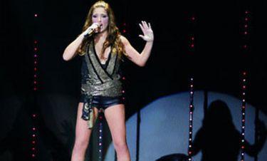 Video: Η Έλενα Παπαρίζου στο X Factor