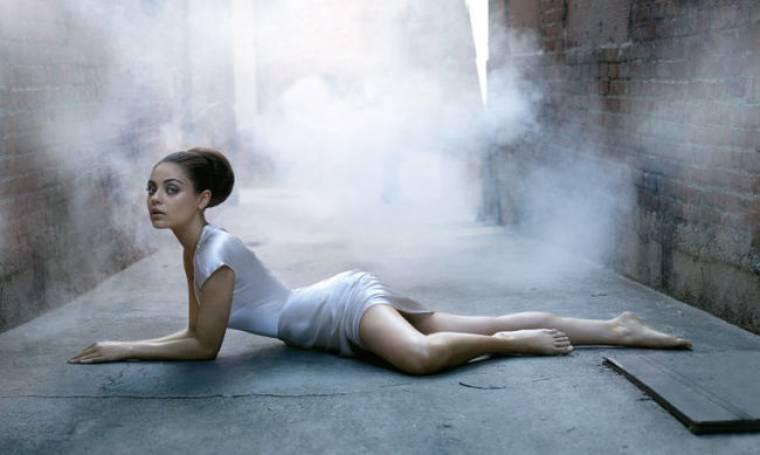 Mila Kunis: Μία σέξι… μπαλαρίνα