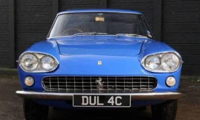 """""""Στο σφυρί"""" η Ferrari του Τζόν Λένον"""