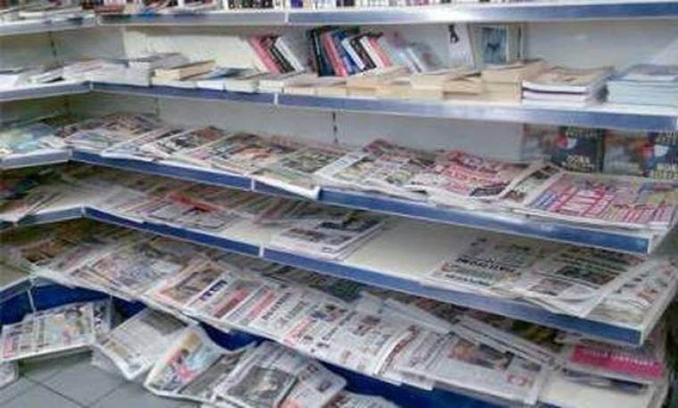 Οι αλλαγές στον ιδιωτικό τομέα στις εφημερίδες
