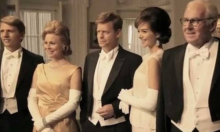 To trailer των Kennedy's