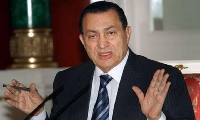 Παραιτήθηκε ο Μουμπάρακ;