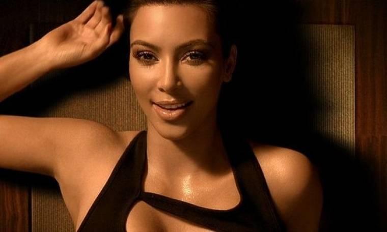 Η σέξι διαφήμιση της Kim Kardashian