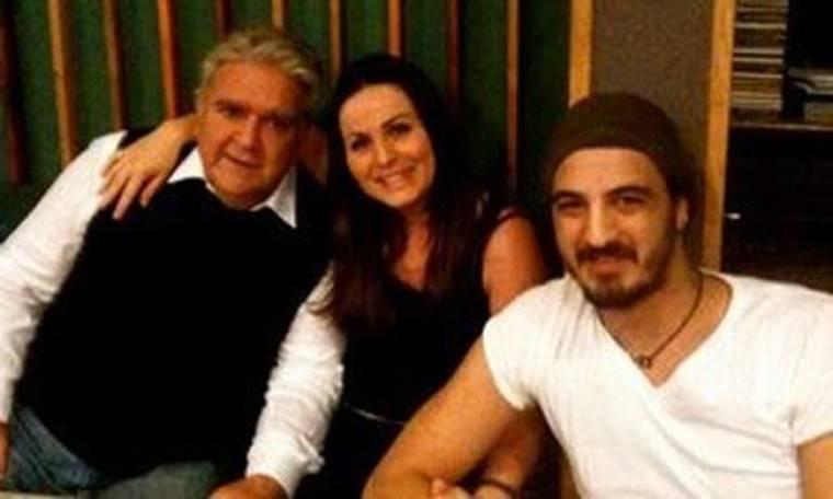 Στο στούντιο για το νέο του album ο Πασχάλης Τερζής!