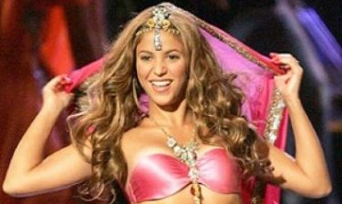 Shakira-Γοργόνα και μάγκας