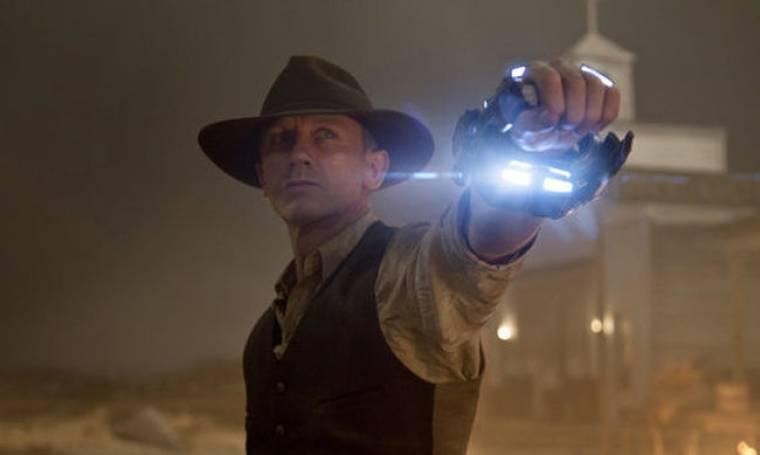 Video: Νέες σκηνές από το Cowboys & Aliens