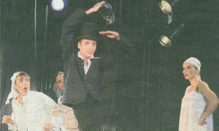 """Αντώνης Κοσμαδάκης : Ένας Κρητικός χορευτής στο...""""Moulin Rouge"""" και με...ρεκόρ Γκίνες !"""