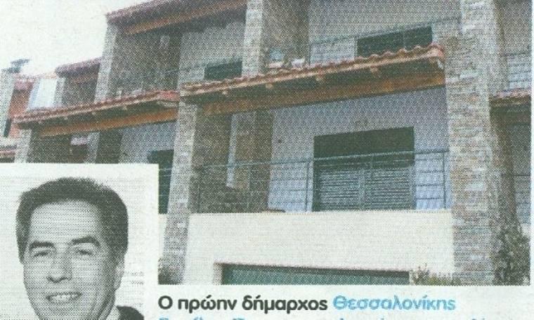Βασίλης Παπαγεωργόπουλος: Αποδράσεις στον Άγιο Αθανάσιο