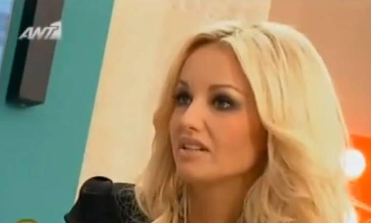 VIDEO: Γιατί «τα πήρε» η Αντριάννα Σκλεναρίκοβα με τους Καραμεροχαριτάτους;