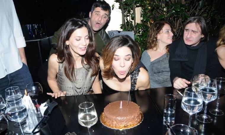 Ναταλία Δραγούμη: Γιόρτασε τα γενέθλιά της
