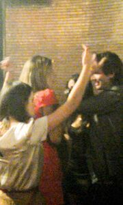 Moore, Kutcher και Bundchen: Χορός μέχρι το πρωί