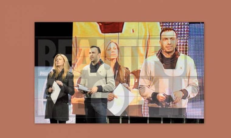 Στα παρασκήνια της βραδιάς που παρουσίασε η Ζέτα στην Κύπρο χθες