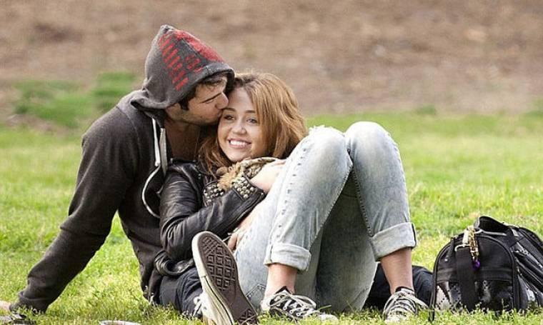 Η Miley και ο νέος της σύντροφος