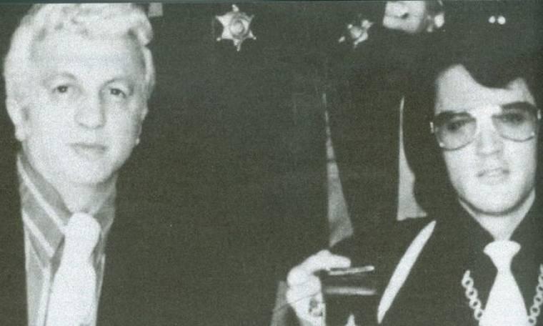 O Tζόρτζ Νικόπουλος σκότωσε τον Elvis;