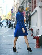 Sarah Jessica Parker: Το απόλυτο παλτό