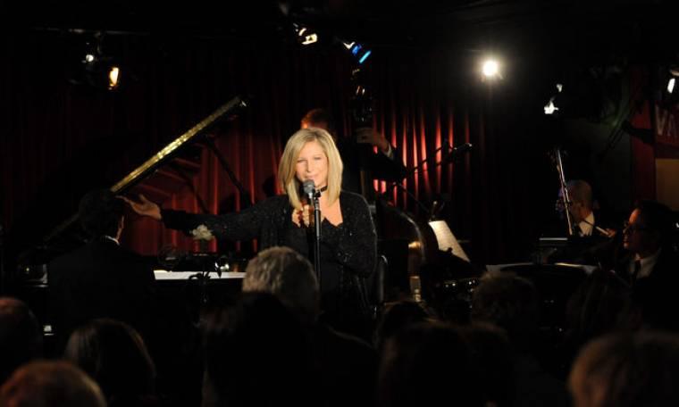 Η Barbra Streisand στα βραβεία Grammy