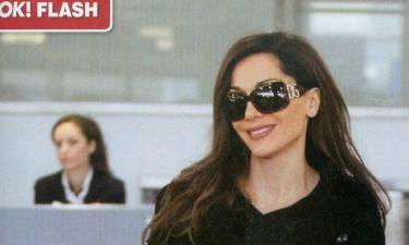 Δέσποινα Βανδή: Στην Κύπρο για τα βραβεία