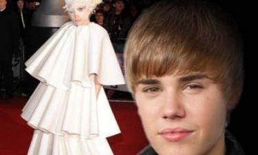 Το «Born this way» της Lady Gaga σε...μια ιδιαίτερη version από τον James Blunt και τον Justin Bieber
