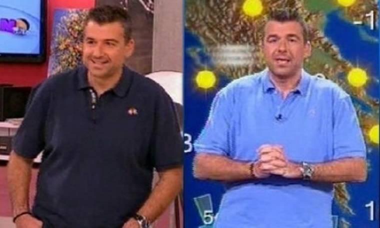 Άλλαξε ρούχα στην διάρκεια της εκπομπής ο Λιάγκας!