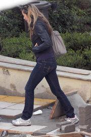 Βόλτα μετ' εμποδίων για τη Μαριέττα Χρουσαλά