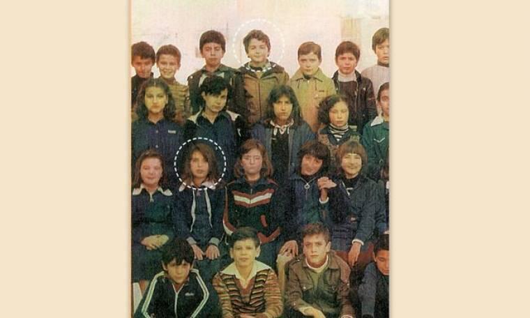 Φωτογραφία ντοκουμέντο: Ο Γιώργος Λιάγκας και η Ελένη Μενεγάκη όταν ήταν συμμαθητές!