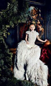 Η φωτογράφηση της Lady GaGa για το Vogue