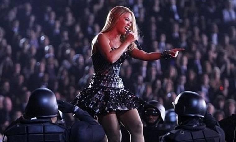 Στο Glastonbury η Beyonce