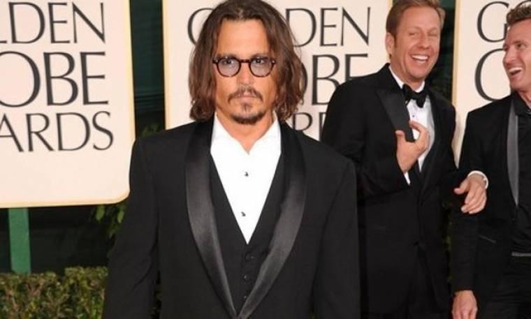 Εμφάνιση – έκπληξη του Johnny Depp στο Jack & Jill