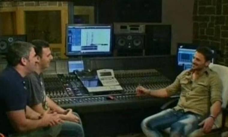 VIDEO: Το απίστευτο λάθος του Καραμέρου στη συνέντευξη με το Βέρτη