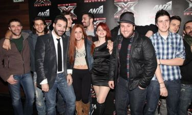 Λαμπερό πάρτι για το X-Factor