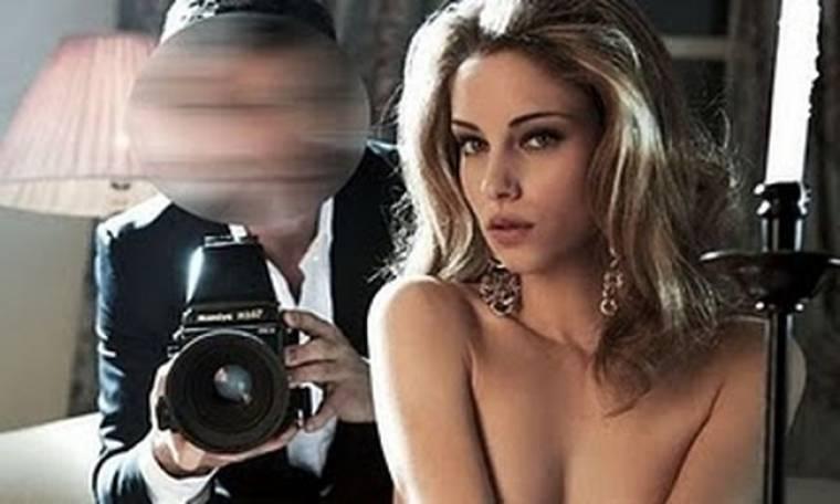 Ποιος επώνυμος φωτογράφισε την Δούκισσα Νομικού ημίγυμνη;